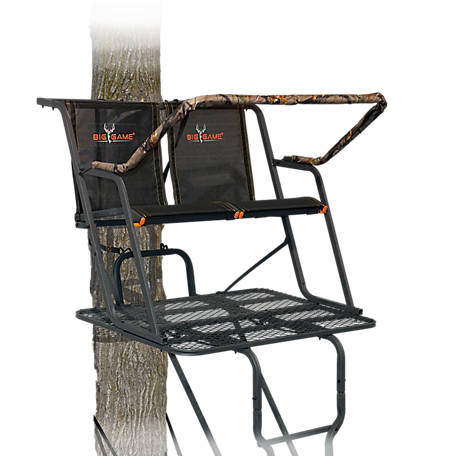 Big Game Spector XT 2 Person Ladder Stand, BGM-LS4950