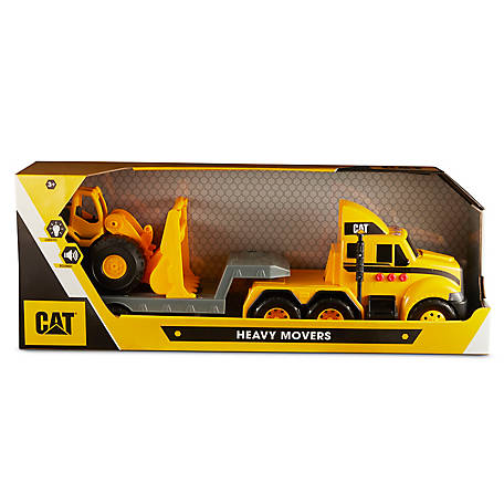 CAT Heavy Movers with Wheel Loader, 82288