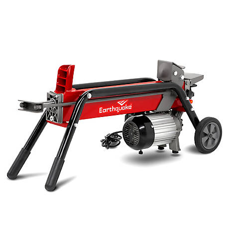 Earthquake 120V Earthquake Portable W500 Log Splitter, 32228