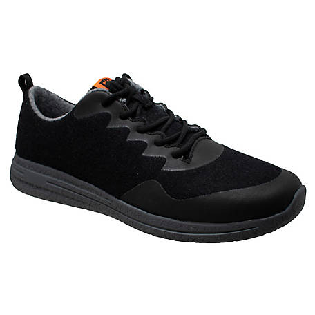 FreeShield Men's 100% Real Wool Casual Shoe, AP1001
