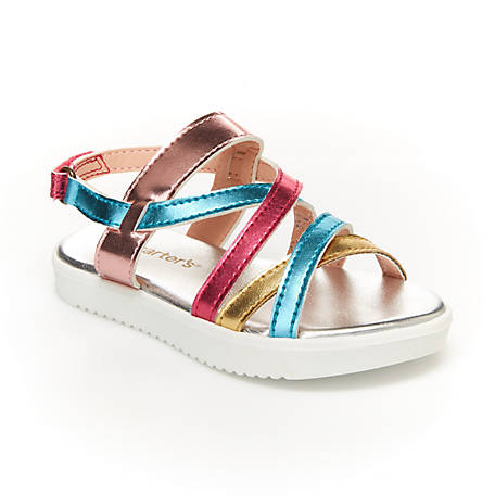Carter's Girls' Blanca Sandal, CS20Y01B