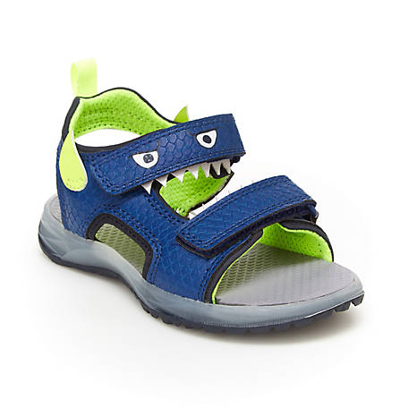 Carter's Boys' Cade Lighted Sandal, CS20U03B