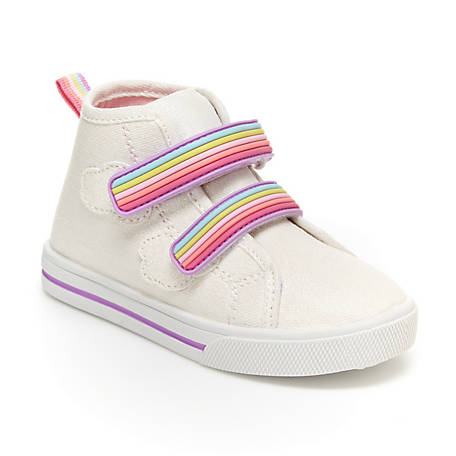 Carter's Girls' Celosia High-Top Sneaker, CS20D08B