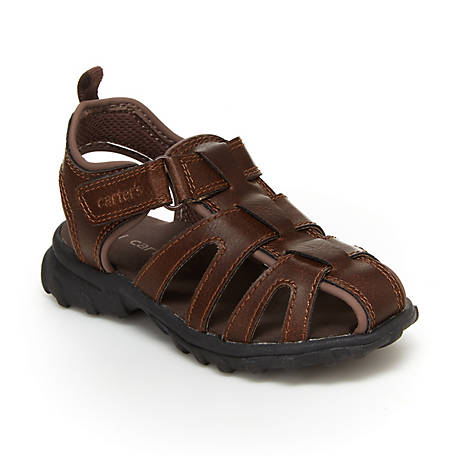 Carter's Boys' Douglas Fisherman Sandal, CS20GG1B