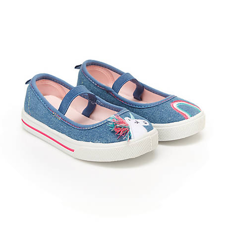 Carter's Girls' Edda Casual Sneaker, CS20D05B