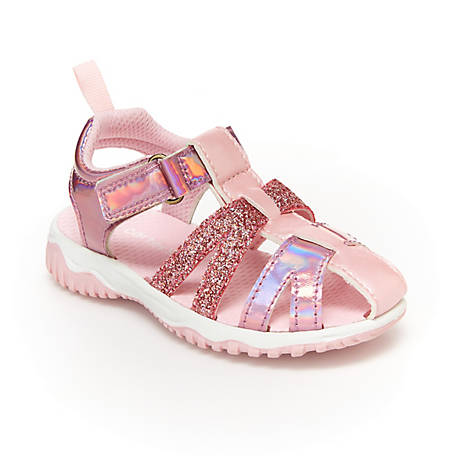 Carter's Girls' Enzi Fisherman Sandal, CS20V06B