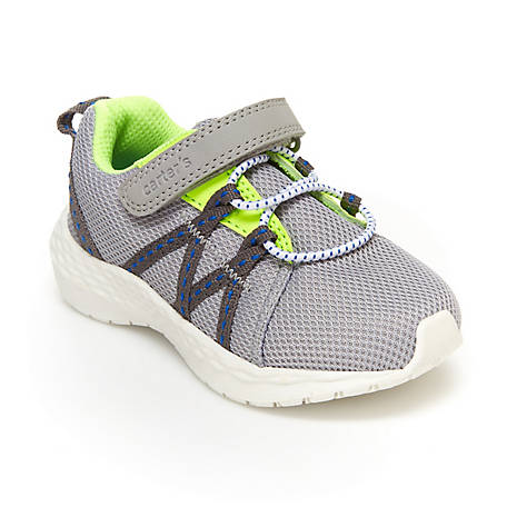 Carter's Boys' Hoppy-B Sneaker, CS20G0