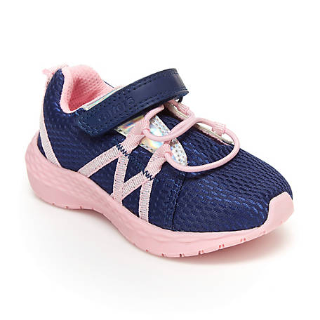 Carter's Girls' Hoppy-G Sneaker, CS20G08B