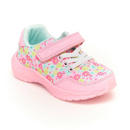 Carter's Girls' Lacie Sneaker, CS20G01B