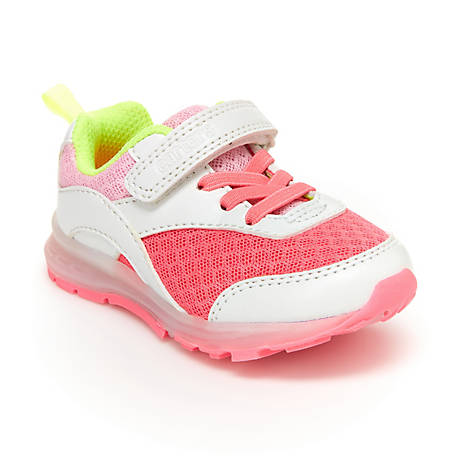 Carter's Girls' Zimmer-G Lighted Sneaker, CS20A08B