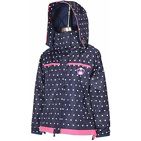 Equine Couture Children's Delia Rain Shell Jacket, 110677