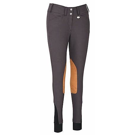 GHM Women's Show Time Knee Patch Breeches, 2720