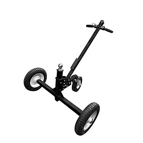 Tow Tuff Heavy-Duty 2-in-1 Adjustable Height Trailer Dolly, TMD-1000CATV