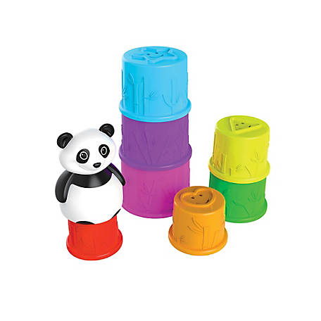 The Learning Journey Play and Learn Stacking Cups, 201497