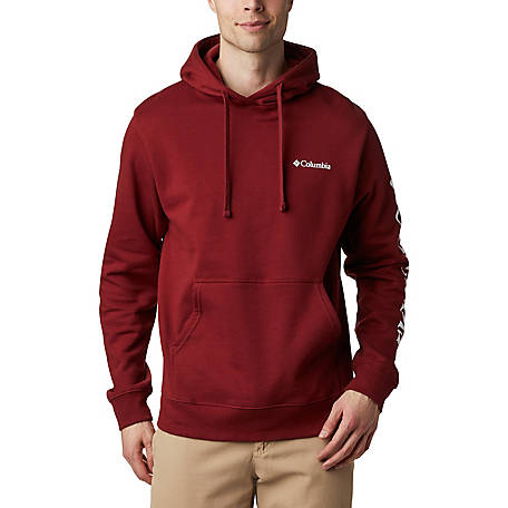 Columbia Sportswear Men's Viewmont II Sleeve Graphic Hoodie