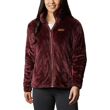 Columbia Sportswear Women's Fire Side II Sherpa FZ Fleece, 1819791671