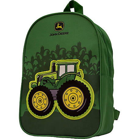 John Deere Toddlers' Boys' Backpack Tractor