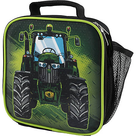 John Deere Boys Child Tractor Backpack