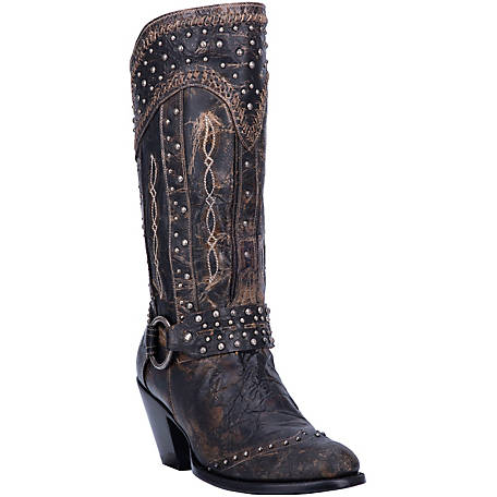 Dan Post Women's Sexy Back Boot, DP3720