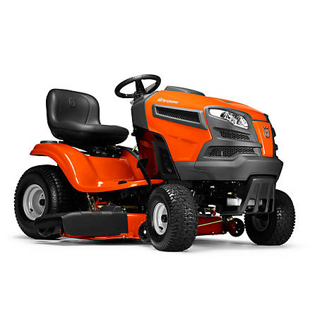 Husqvarna YTH18542 42 in. 18.5 HP Briggs & Stratton Intek V-Twin Hydrostatic Riding Mower, 960450059