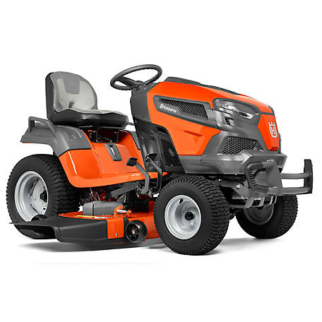 Husqvarna Husqvarna TS254XG 54 in. 24 HP Kawasaki V-Twin Hydrostatic Riding Mower, 960430311
