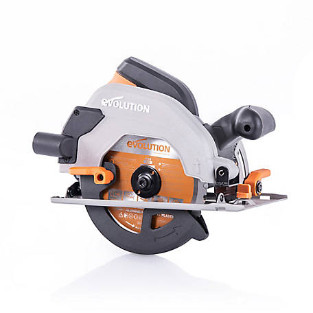 Evolution Multi-Material Circular Saw, R165CCSL