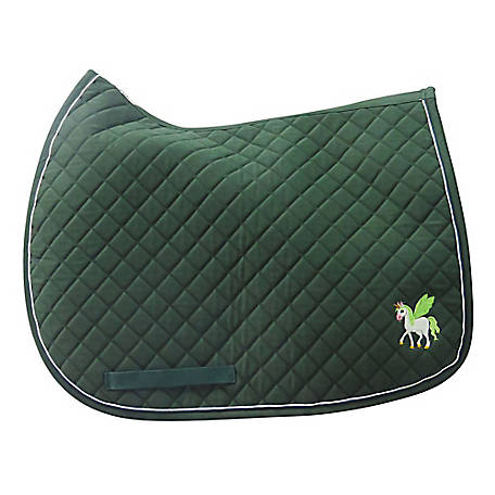 TuffRider Unicorn All Purpose Saddle Pad, 100948, 100948-622