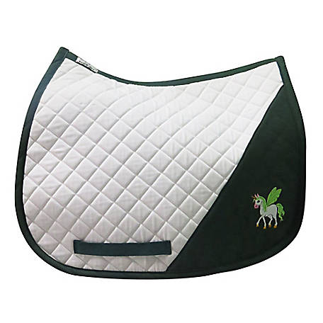 TuffRider Unicorn Pony Saddle Pad, 100949, 100949-622-01