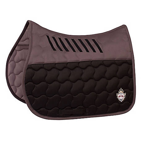 Equine Couture Impulsion Non Slip All Purpose Saddle Pad, 110803-01-26