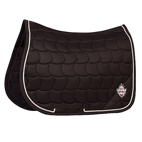 Equine Couture DelMar All Purpose Saddle Pad, 110805-01-STD