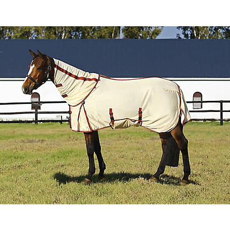 TuffRider Power Mesh Detachable Neck Fly Sheet, 100849