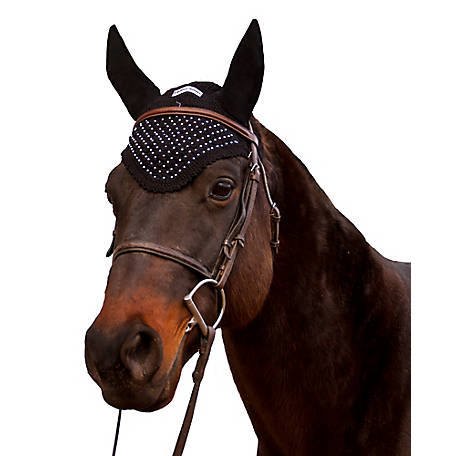 Equine Couture Fly Bonnet, 110746