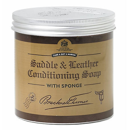 Carr & Day & Martin Brecknell Turner Saddle Soap, 500ML, 3906