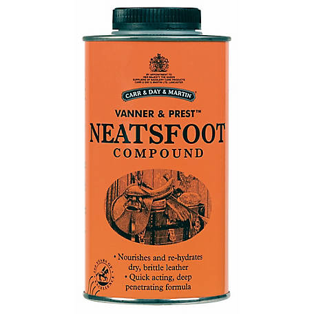 Carr & Day & Martin Vanner And Prest Neatsfoot Compound, 500ML, 3908
