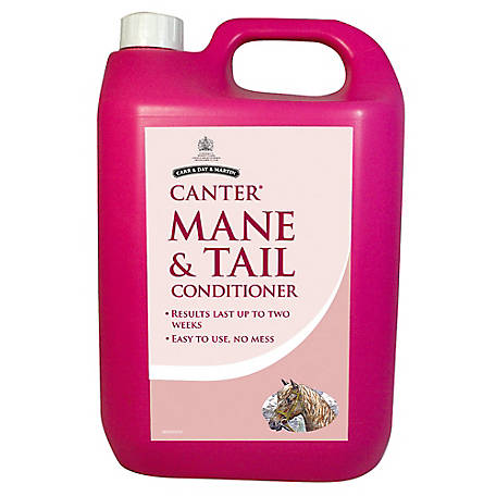 Carr & Day & Martin Canter Mane and Tail Conditioner, 5L refill, 3921