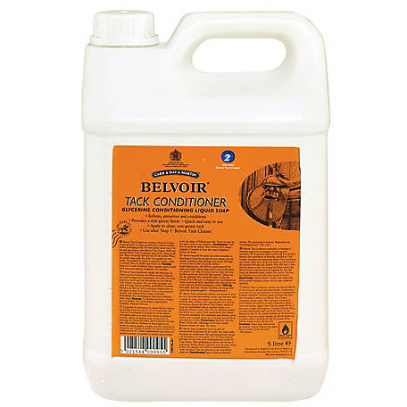 Carr & Day & Martin Belvoir Tack Conditioner, 5L, 3944