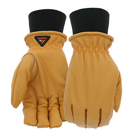 Ridgecut Water Resistant Cowhide Leather Gloves