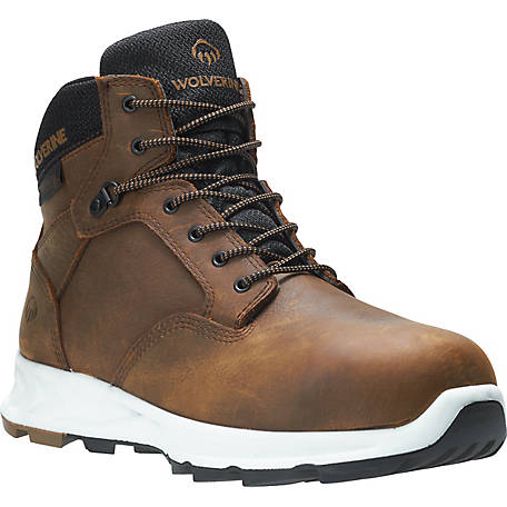 Wolverine Men's Shiftplus Work LX Soft Toe Boot, W200062