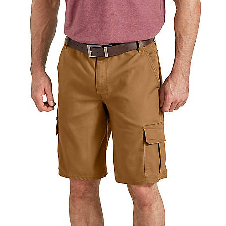 Dickies Men's 11 in. Duck Cargo Shorts