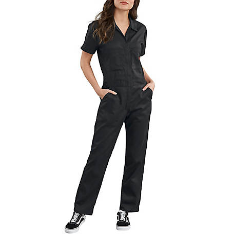 Dickies Women's FLE x  Temp-iQ Short Sleeve Coveralls