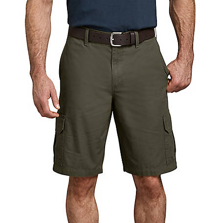 Dickies Men's 11 in. Relaxed Fit Lightweight Ripstop Cargo Shorts