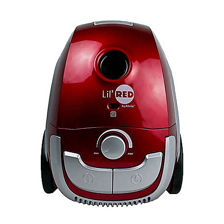 Atrix Lil RED Canister Vacuum, AHSC-1