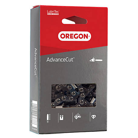 Oregon 10 in. Advancecut Saw Chain, 91Px040G