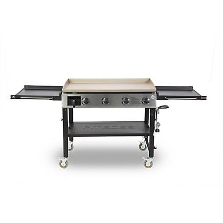 Pit Boss 4 Burner Deluxe Gas Griddle, PBGDL0757AD10555