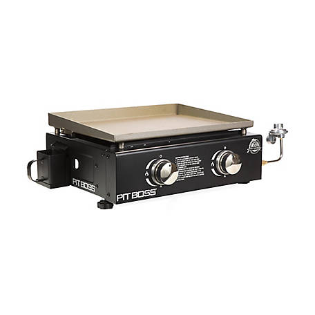 Pit Boss 2 Burner Table Top Gas Griddle, PBGDL0336AD10557