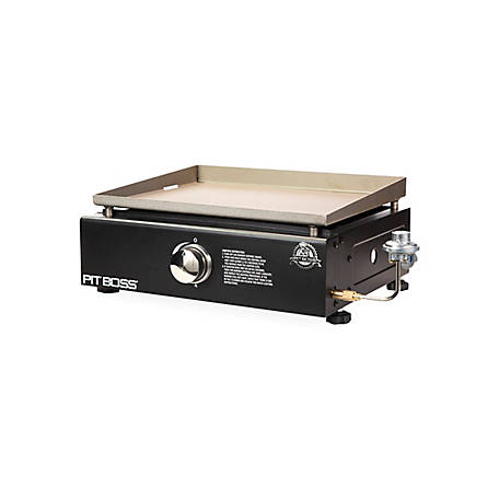 Pit Boss 1 Burner Table Top Gas Griddle, PBGDL0200AD10558
