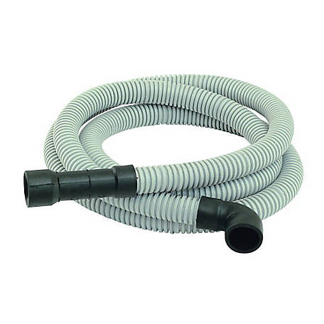 Eastman 8 ft. Corrugated Dishwasher Discharge Hose, 91218