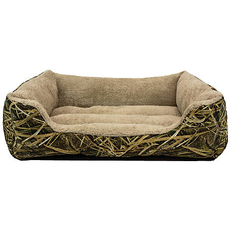 Dallas Manufacturing Company 35 in. x 26 in. Mossy Oak Box Bed