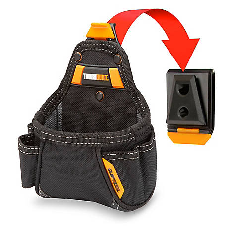 ToughBuilt Tape Measure with All Purpose Pouch, TB-CT-25