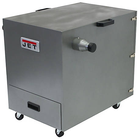 JET Cabinet Dust Collector for Metal 115/230V 1Ph, 414700